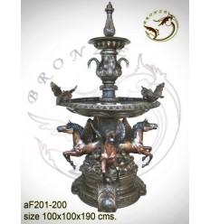 Fontaines de jardin af201-200