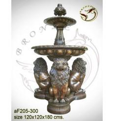 Fontaines de jardin af205-300
