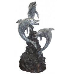 Fontaine d'extérieur en bronze BRZ0293