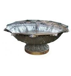 Fontaine vasque en bronze BRZ1339