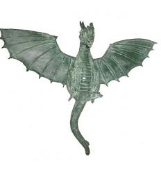 Bronze animalier : dragon en bronze BRZ1161 ( H .71 x L .91 Cm ) Poids : 12 Kg