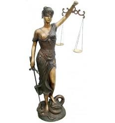 La Justice BRZ0910-60 ( H .153 x L . Cm )