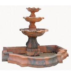 Fontaine en marbre NF94