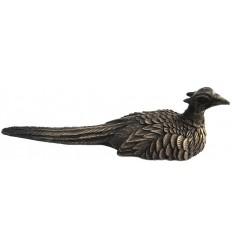 faisan en bronze BRZ955 ( H .88 x L . Cm ) Poids : 19 Kg
