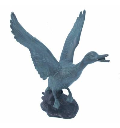 Fontaine miniature en bronze BRZ1096