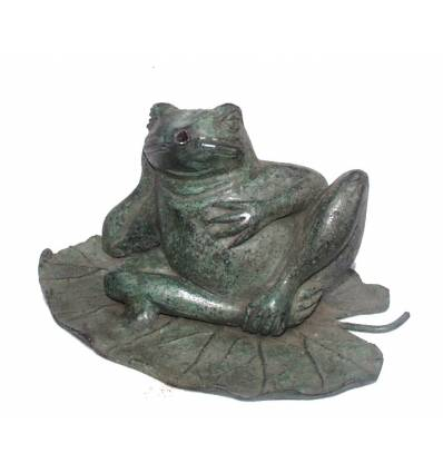Fontaine miniature en bronze BRZ05