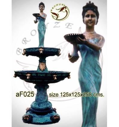 Fontaines de jardin af025-100