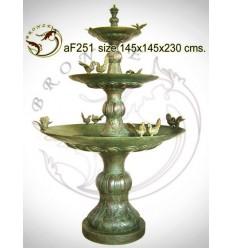 Fontaines de jardin af251-100