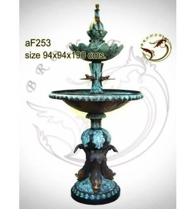 Fontaines de jardin af253-100