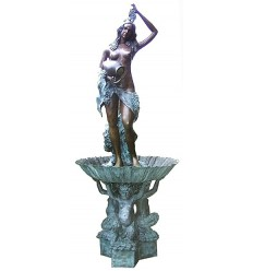 Fontaines de jardin BRZ467