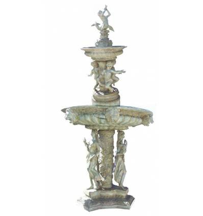 Fontaines de jardin BRZ866