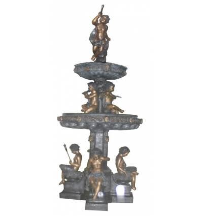 Fontaines de jardin BRZ965