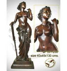 Fontaine bassin bronze af101-200