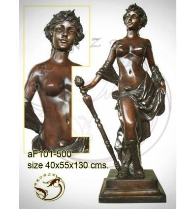 Fontaine bassin bronze af101-500