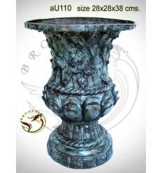 Vasque de jardin en bronze au110-100