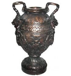 Vasque de jardin en bronze BRZ0299