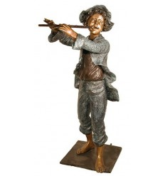 Sculpture bronze enfant BRZ1313