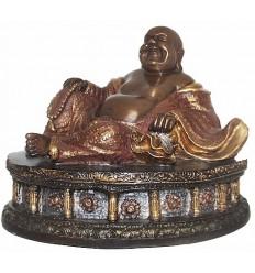 Bouddhas BRZ0364-10  ( H .25 x L .30 Cm )  Poids : 4 Kg