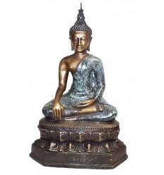 Bouddhas BRZ0846 ( H .46 x L .30 Cm ) Poids : 6 Kg