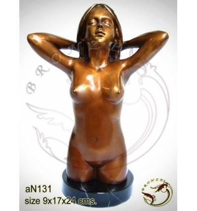 Femme AN131  ( H .24 x L .17 Cm )