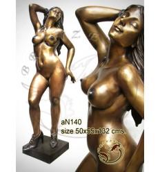 Femme AN140 ( H .132 x L .55 Cm )