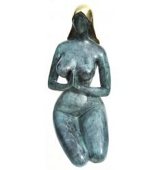 Femme BRZ1022V ( H .51 x L .30 Cm ) Poids : 12 Kg