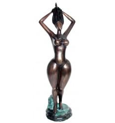 Femme BRZ1025 ( H .89 x L . Cm ) Poids : 12 Kg