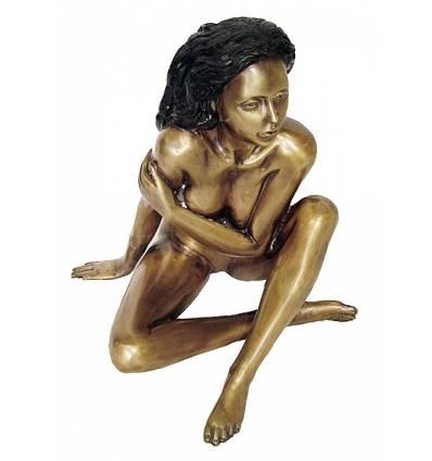Femme BRZ1119 ( H .25 x L .20 Cm ) Poids : 4 Kg