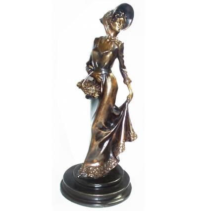 Femme BRZ0408 ( H .33 x L . Cm ) Poids : 3 Kg