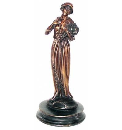 Femme BRZ0690 ( H .25 x L . Cm ) Poids : 1 Kg