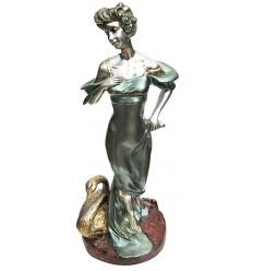 Femme BRZ0740-22 ( H .51 x L . Cm ) Poids : 6 Kg