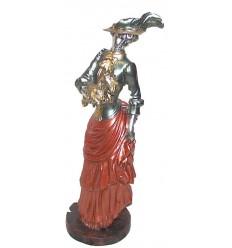 Femme BRZ0742A ( H .51 x L . Cm ) Poids : 6 Kg