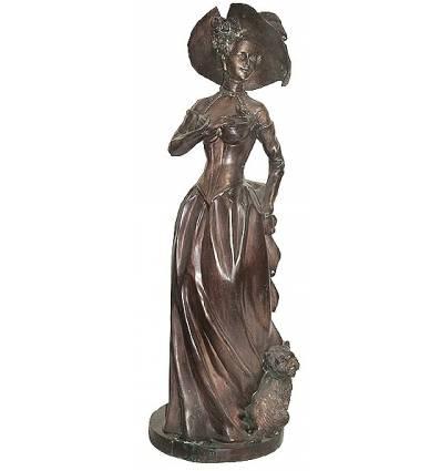 Femme BRZ0950-35  ( H .88 x L . Cm )  Poids : 19 Kg