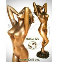 Femme AN003-120 ( H .52 x L .20 Cm )