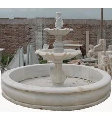 Fontaine en marbre NF92