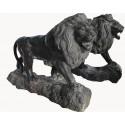 lion en marbre NA50