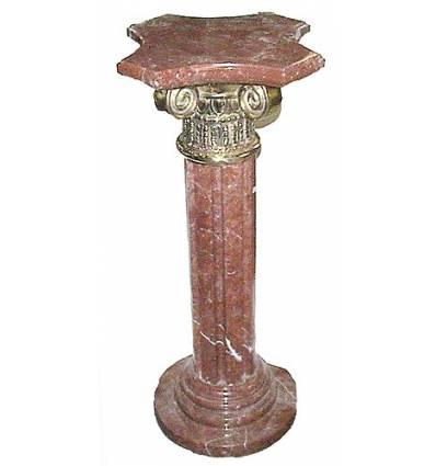 colonne en marbre PIE18