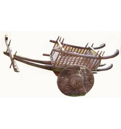 Charette de jardin CHAR01
