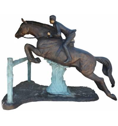 Cheval en Bronze BRZ1690