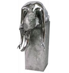 Sculpture aluminium ref.1130