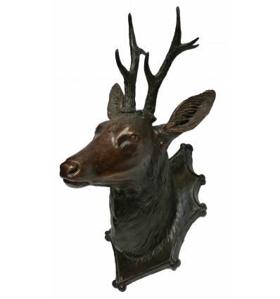 Sculpture en bronze Ref BRZ1780