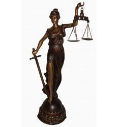 La Justice BRZ0910-10 ( H .22 x L 13 . Cm )