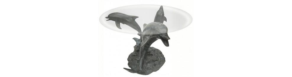 Basse En Table Avec Tables Basse VerreFabricant De Bronze qUVpzMS